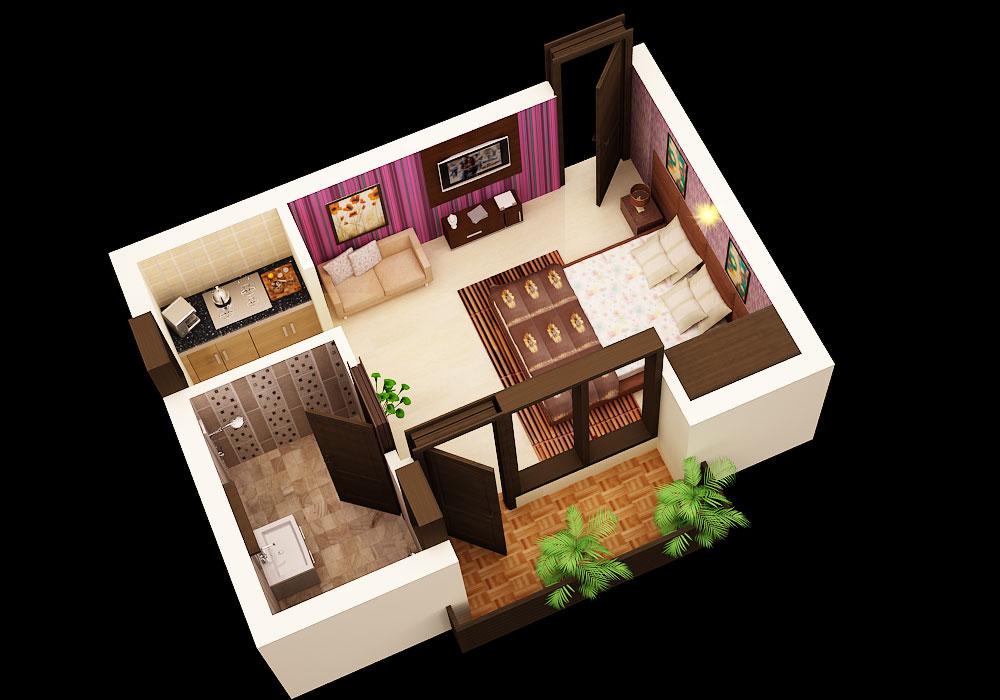 3D Layout Studio